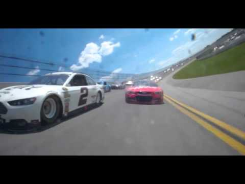 2015 Geico 500 Talladega Dale Jr In-car Onboard