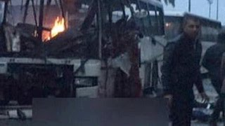 В Тунисе теракт, 12 человек погибли