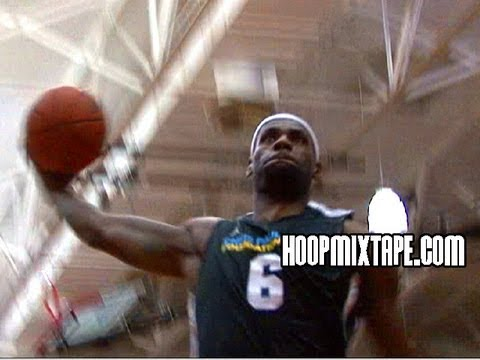 LeBron James OFFICIAL Lockout Hoopmixtape! Best Player In The World Right Now?
