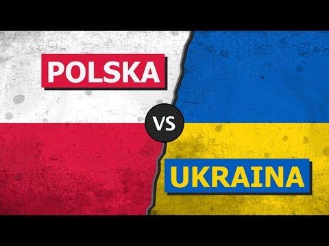 Polska vs Ukraina - Porównanie Wojsk 2018