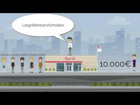 Erklärvideo Zum Bankengeschäft - Wie Funktioniert Das Bankgeschäft?