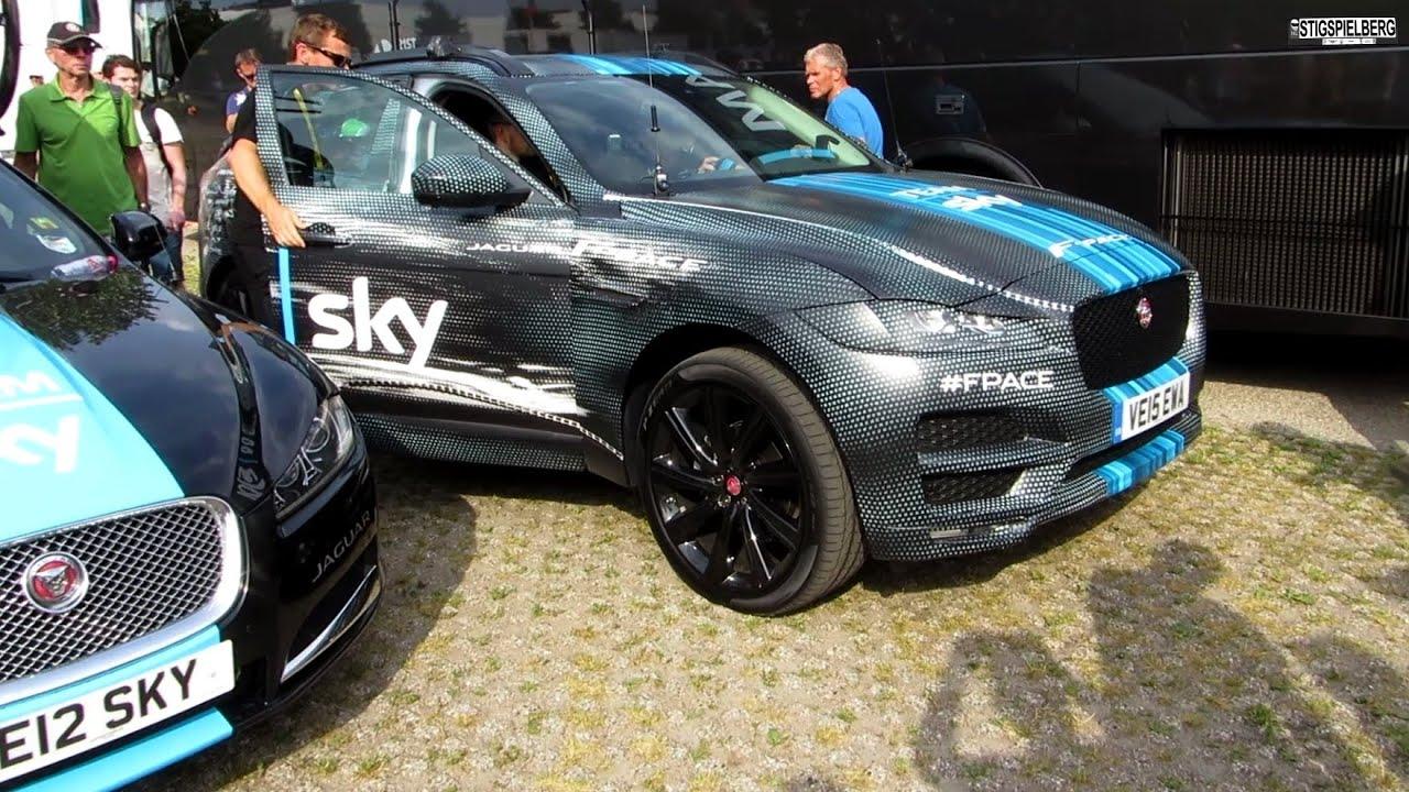 2016 2017 jaguar f pace interior exterior youtube for Interieur jaguar f pace