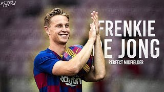 Frenkie de Jong - Welcome to FC Barcelona - Perfect Midfielder - HD