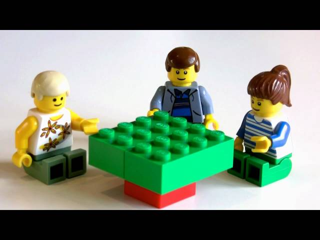 Lego Serious Play as a Design Thinking Tool