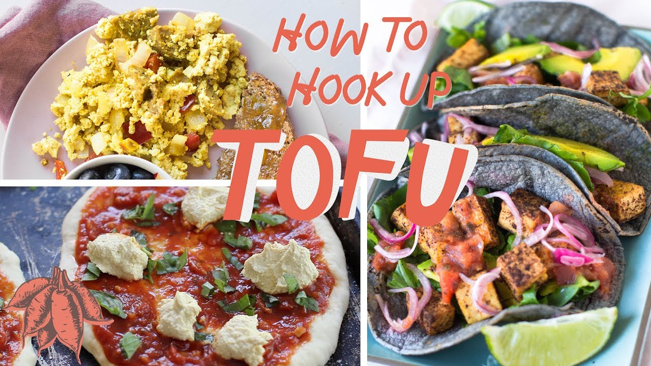How To Cook Tofu Easy Healthy Yummy Recipes Youtube
