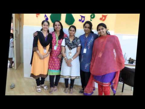 Tribute to  Gr  3 & 4 Girls Teachers @ IHS - JS (AY 2015-16)
