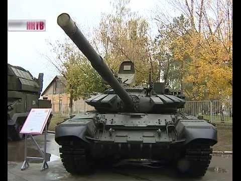 Экскурсия по воинской части на ул.Федосеенко