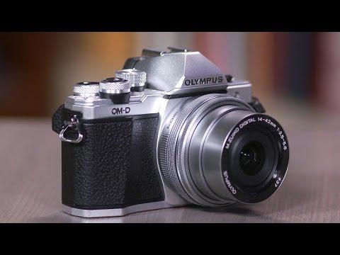 Olympus OM-D E-M10 Mark II: A decent dSLR alternative - YouTube