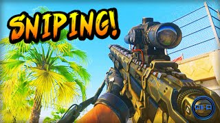 """Ali-A SNIPING HYPE"" - Advanced Warfare GAMEPLAY LIVE w/ Ali-A! - (Quick Scoping Sniper)"