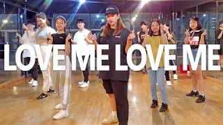 WINNER(위너) - Love me love me(beginner) / kpop cover dance 홍대…