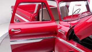 1965 Chevy C10 Pickup Truck For Sale - Startup & Studio Shoot