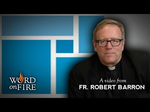 Bishop Barron on The Depressing Pew Forum Study