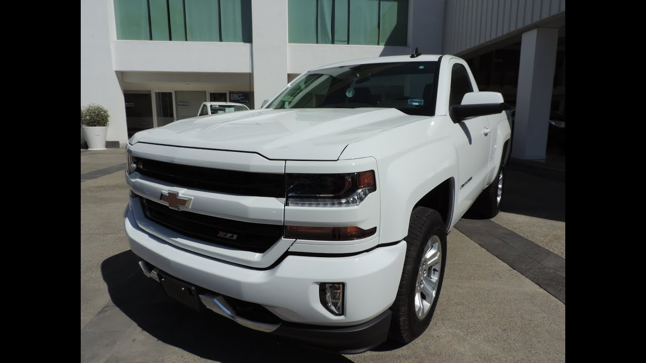 CHEVROLET LTZ71 4X4 2 PTAS 2016 BLANCA - YouTube