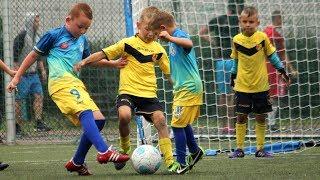 Turniej pi³ki no¿nej Korona Camp Cup 2017