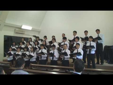 Sound the Battle Cry - Calvary Tengah BP Church, Joyful Singers