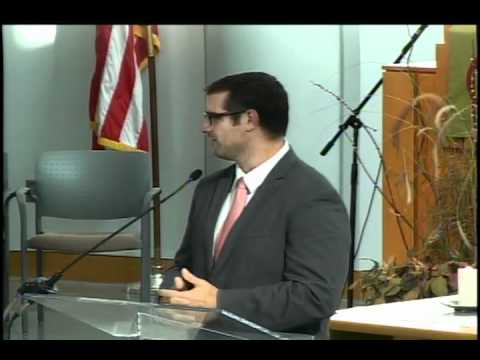 September 26, 2011: Brian Sims, LGBT Advocate and Policy Attorney