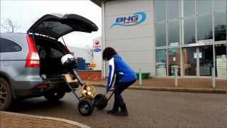 Easy Motor Toter Outboard Trolley From Bhg Marine Ltd