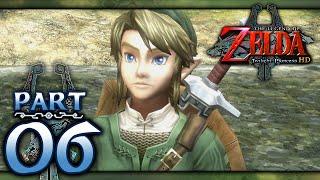 The Legend of Zelda: Twilight Princess HD - Part 6 - Reviving Faron