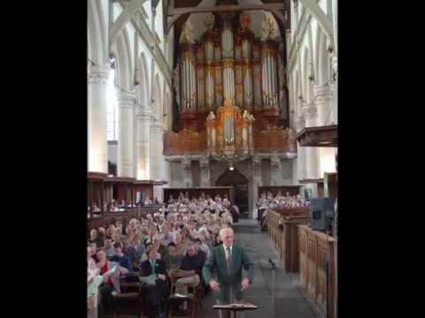 Prelude en Choral in C gr.t. over liedboek 213 - Willem Vogel - Oude Kerk