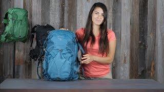 Osprey Packs   Manta/Mira Series   Product Tour