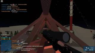 Desafío Sniping Spree de las Fuerzas Fantasmas [ROBLOX]