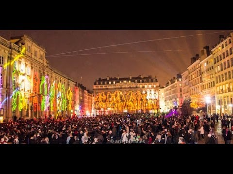 Viaje a la fiesta de las luces, Lyon Francia | Blogtrip blog de viajes