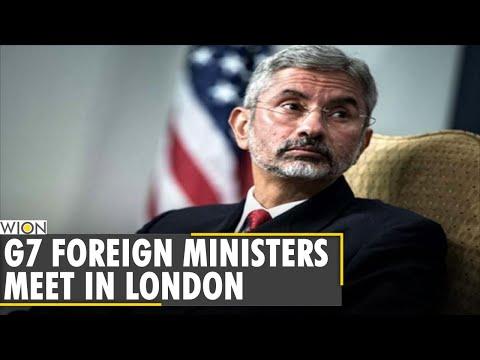 EAM Jaishankar will visit London for G7 Foreign Ministers Meeting | Dominic Raab | English News