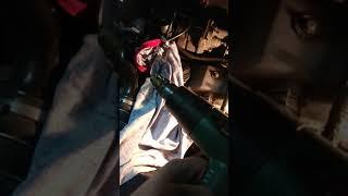Форд транзит Коннект..плохо заводиться утром причина ..ставим обратный механический клапан из Китая