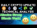Daily Crypto Update (10/24/17) ALTCOINS SURGE! + Technical Analysis
