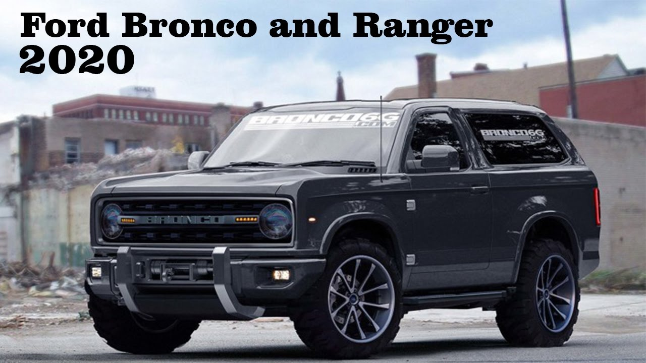hot news  ford bronco  ranger coming  youtube