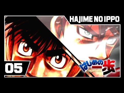 Hajime no Ippo: The Fighting - #5 - VOLG ZANGIEF - PS3 [PT-BR]