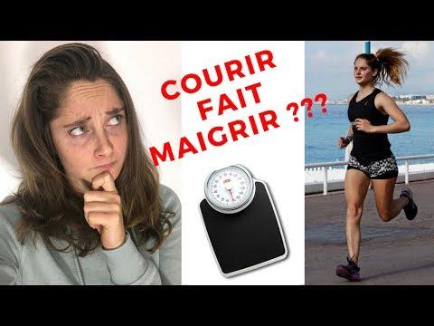Courir Fait-il Vraiment Maigrir ?