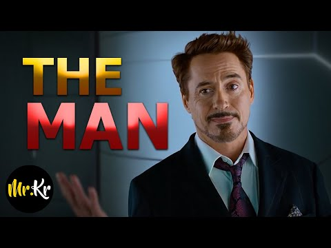 Tony Stark || The Man