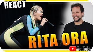 RITA ORA - Marcio Guerra Reagindo React Reação Taylor Swift Lana Del Rey Andrea Bocelli