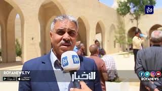 وقفة في المزار تندد بجرائم الاحتلال - (18-5-2018)