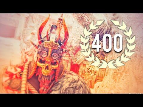 [For Honor] Flux Deluxe vs Reputation 400 God!