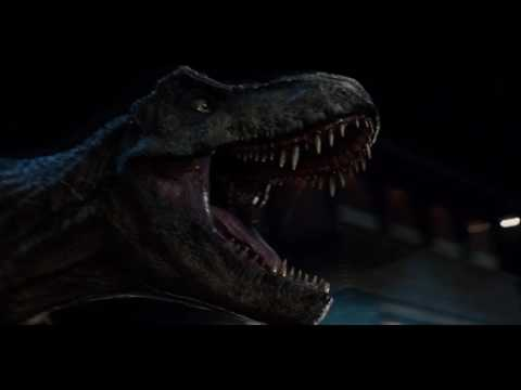 Jurassic World  Resound -Tyrannosaurus Rex vs Indominus Rex: Ultimate Edition