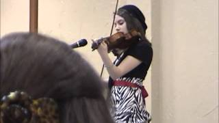 Ronak violin solo at Shab-e-Shehr (February 13, 2011)