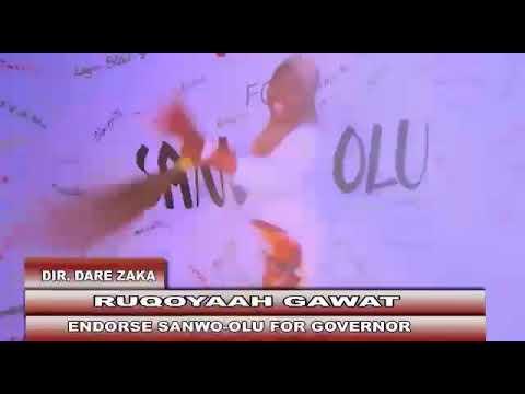 Download Sanwo olu for Governor