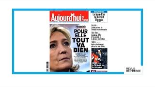 Une victoire de Marine Le Pen : pas si irréaliste?