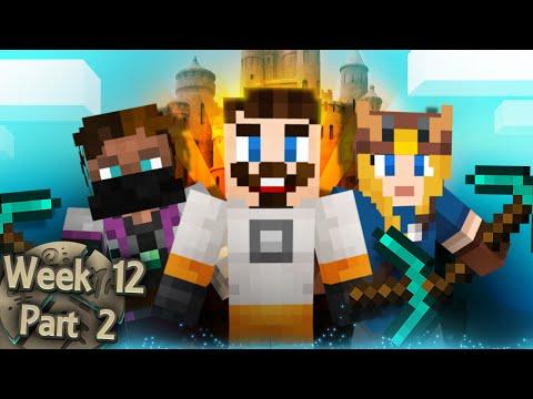 Minecraft Modded Cornerstone - Mining Outpost - Week 12 Part 2