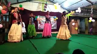 Avadhule lenidhi(అవధులే లేనిది ) /Telugu cristian song/ cristamass celebretion