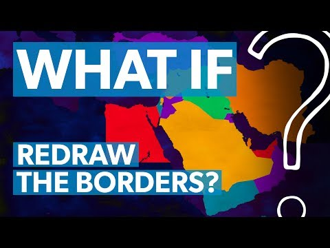 What if the Middle East's borders were redrawn?