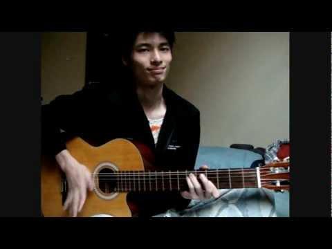 Akustik Gitar - Kunci Dasar E 03 (Kunci Minor)