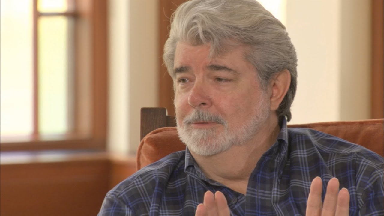 George Lucas: Project Happiness Interview