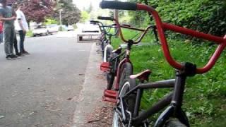 Wal-Mart and K-Mart Bikes