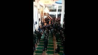 Братья чеченцы зашли в мечеть Хамзата Чумакова где их ждали братья Ингуши