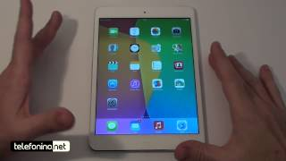 Apple iPad mini con display Retina, videoreview da Telefonino.net