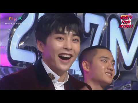 [02.12.17] MELON MUSIC AWARDS 2017 - EXO all cut + ARTIST OF THE YEAR (DAESANG)