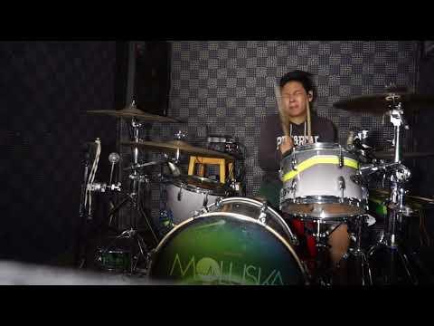 Roxx - rock bergema erwin gutawa version (drum cover)
